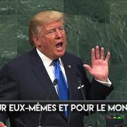 Les grands points du premier discours de Donald Trump aux Nations-unies