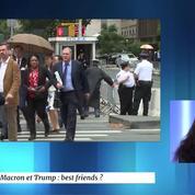 «Trump essaye de rallier autour de lui les instruments de l'ONU [...] pour faire peur aux Coréens»