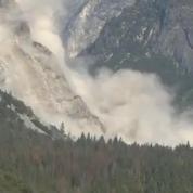 États-Unis : des éboulements provoquent la mort d'une personne à Yosemite