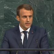 Le premier discours d'Emmanuel Macron à l'ONU en intégralité
