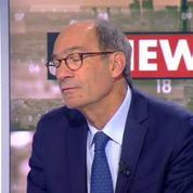 Eric Woerth sur les JO 2024: Je suis très content pour la France