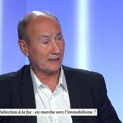 Christophe de Voogd : «Le monde universitaire est un chaudron bouillant»