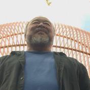 L'artiste chinois Ai Weiwei présente son exposition pro-immigration à New-York