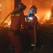 Des incendies en Espagne et au Portugal ont fait 9 morts