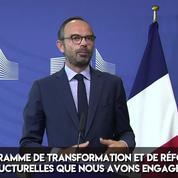Déficit excessif : Juncker voit la France en sortir en 2018
