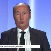 Christophe de Voogd: «DSK est mal placé vis à vis des classes populaires pour donner des leçons»