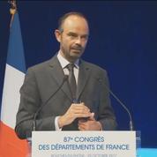 Édouard Philippe à Marseille pour calmer la grogne des départements