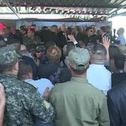 Une foule massive célèbre le retour du premier ministre palestinien à Gaza