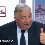 Gérard Larcher: Etat et régions doivent converger vers