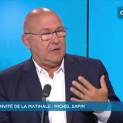 Michel Sapin : « Notre société n'est pas en cohésion autour de l'argent »