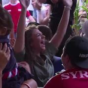 La Syrie toujours en lice pour le Mondial de football : la joie des habitants de Damas