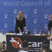 L'ICAN veut interdire l'arme nucléaire dès