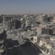 Avant/après : comment la ville de Raqqa a changé en trois ans de conflit