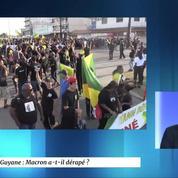 Points de vue 27 octobre : Indépendance de la Catalogne, Macron en Guyane, glyphosate, Wauquiez
