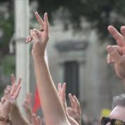 Les Maltais manifestent après le meurtre d'une journaliste