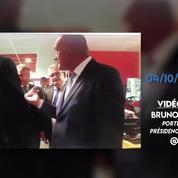 Emmanuel Macron dénonce ceux qui «foutent le bordel» lors d'une visite en Corrèze