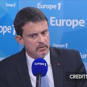 Manuel Valls confirme avoir été insulté par Mélenchon