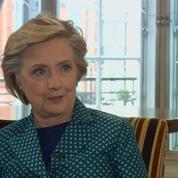 Hillary Clinton: il y a un «agresseur sexuel dans le bureau ovale»