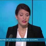 Marlène Schiappa : «Le droit commun doit s'appliquer aux députés»