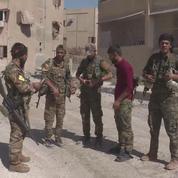 Syrie : un QG de l'État islamique pris à Raqqa