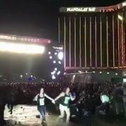 Las Vegas : des vidéos témoignent de la panique au moment de la fusillade