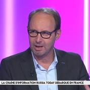 Pourquoi Russia Today s'implante-t-elle en France ?