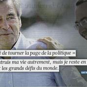 François Fillon abandonne la vie politique