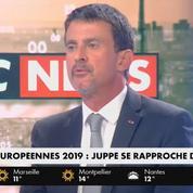 Manuel Valls : «Ceux qui sont d'accord sur l'essentiel doivent se retrouver ensemble»