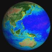 Regardez comment la Terre «respire»