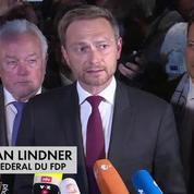 En Allemagne, le président s'immisce dans la crise politique