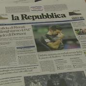 Football: L'«apocalypse» et la «honte» pour la presse italienne