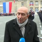 Gérard Collomb s'exprime sur le projet d'attentat déjoué