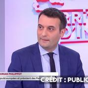 Florian Philippot : «J'ai trouvé les propos d'Edwy Plenel lamentables»