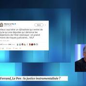 Points de Vue 09 novembre 2017 : De Gaulle, Ferrand, Le Pen , grammaire inclusive