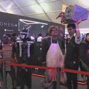 Les geeks affluent au premier Comic-Con de Ryad