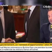 Benoit Hamon sur Olivier Dussopt : «C'est ce qui s'appelle un socialiste en peau de lapin»
