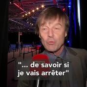 Nicolas Hulot : « Je suis là pour durer »