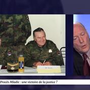 Renaud Girard : «On regrette l'impunité des massacres au Kosovo»