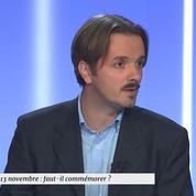 Frédéric Saint Clair : «Les politiques sont en train de mélanger le logos et le pathos»