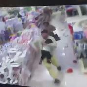 Les images du séisme meurtrier qui a frappé l'Irak et l'Iran