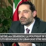 Saad Hariri rentrera