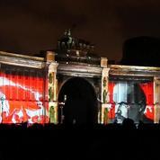 Russie : un festival de lumières pour les 100 ans de la révolution