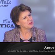 Annie Genevard : «Le président de la République a une vraie méconnaissance des territoires»