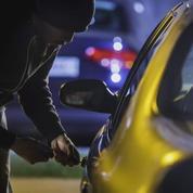 Les 10 voitures les plus volées en France