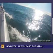 Norvège : naviguer autour de l'archipel du Svalbard