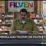 Maduro : «Le défaut de paiement ne se produira jamais au Venezuela»