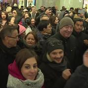 Black Friday : les New Yorkais font la queue devant Macy's