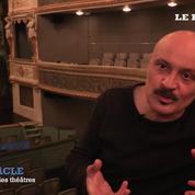 Guerre des theatres à Montansier
