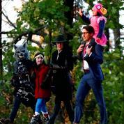 Justin Trudeau en Superman pour Halloween