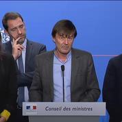Nicolas Hulot : «Il sera difficile de ramener la part du nucléaire à 50 % d'ici 2025»